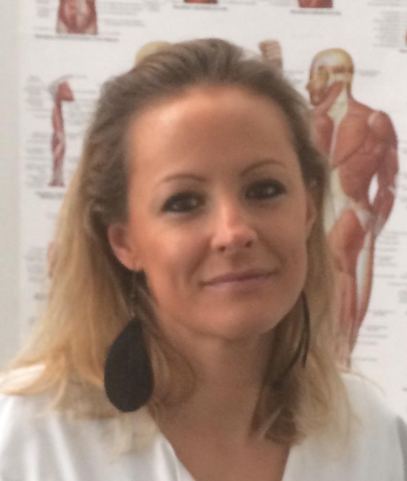 Anne DE MORAND